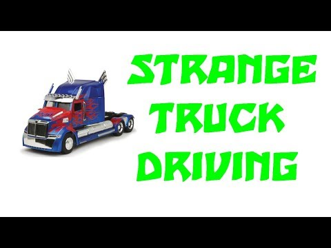 BIG TRUCK DRIVING  | Furas Keistai Vaziuoja