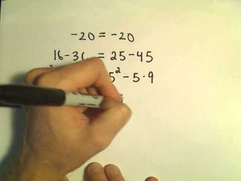 A Proof that 0 = 1  (Can You Spot the Mistake?)