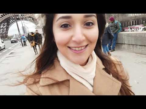 Our Trip To Paris! February, 2019