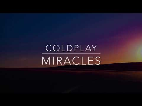 Coldplay - Miracles (Lyrics/Legendado/Tradução)