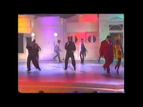 Levert and Heavy D Just Coolin' - 1989 Soul Train Awards