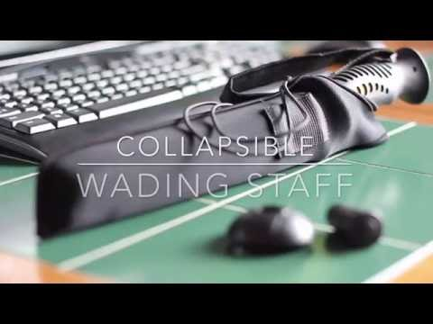 Maxcatch Wading Staff Review