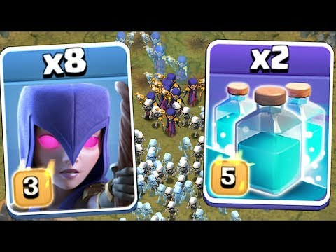 Thumbnail: OVERLOAD THE SCREEN | Clash of clans | CLONE WARS!!!