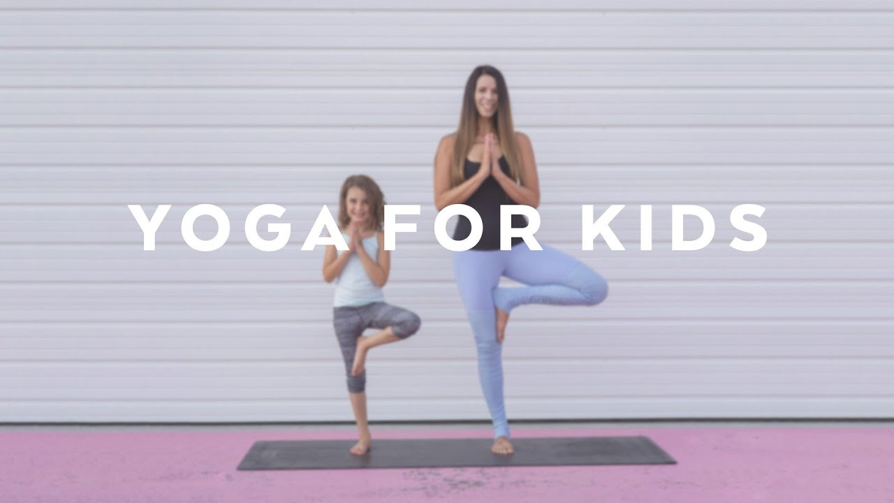 Yoga For Kids With Alissa Kepas Youtube