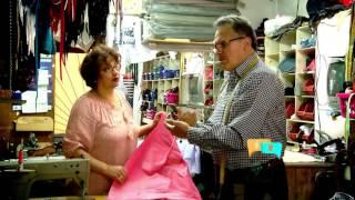 Entre telas y tijeras: conoce a Mónica y Juan  en ´Voces  del Silencio' - Promo