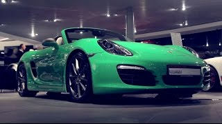 Porsche: Ultimate personalisation, with Porsche Exclusive