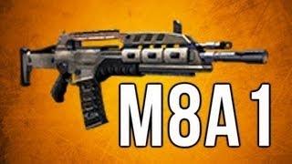 BO2 zombie : Amelioration Du M8A1