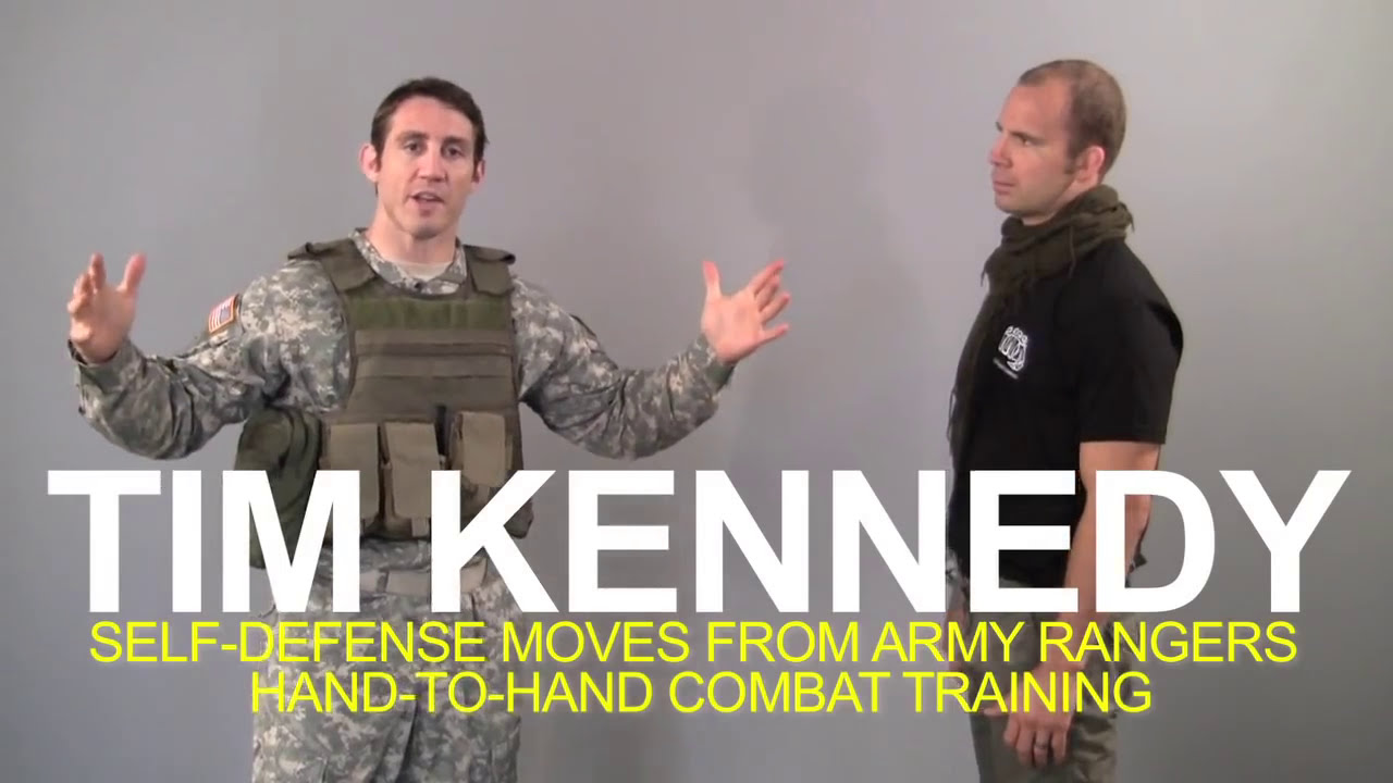 Tom kennedy us army claims service - Strikeforce S Tim Kennedy Shows You Self Defense Moves From His Army Rangers Training Youtube