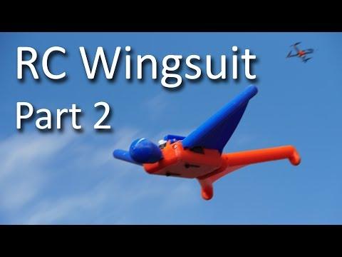 RC Wingsuit - Part 2