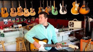Breaking the #1 Rule of Guitar Stores