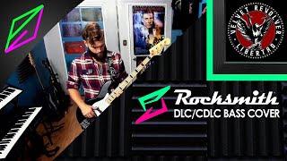 Velvet Revolver - She Builds Quick Machines (Bass 99%) Rocksmith 2014