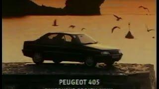 1987 Peugeot 405 Commercial