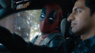 Дэдпул 2: Диалог в машине. Смешные моменты