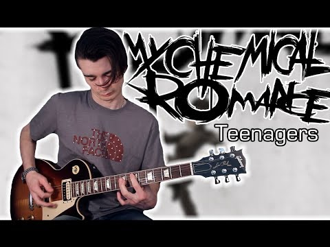 My Chemical Romance - Teenagers (Guitar & Bass Cover w/ Tabs)