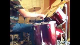 The Unforgiven - Metallica Drum Cover