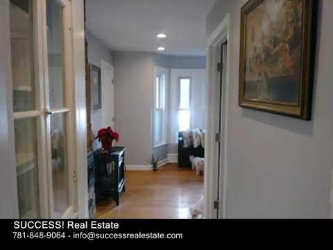 xx Jackson St, Canton MA 02021 - Rental - Real Estate - For Sale -
