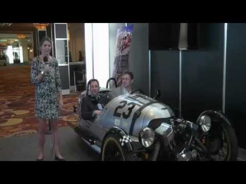 facecast morgan motor company live from autodesk university youtube. Black Bedroom Furniture Sets. Home Design Ideas