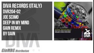 Joe Scimo - Deep In My Mind [Gain Remix] DVR204