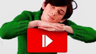 GASTON LAGAFFE S'endort sur Youtube