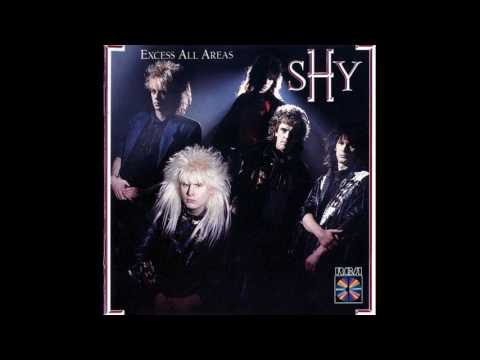 Shy - Excess All Areas [1987 full album]