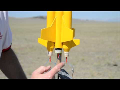 How to make a rocket motor