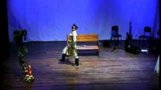 EVENTO VOZ ROMÁNTICA DE MÉRIDA. EDICIÓN 2012. .UN CHAPLIN RARO. INTRODUCCION