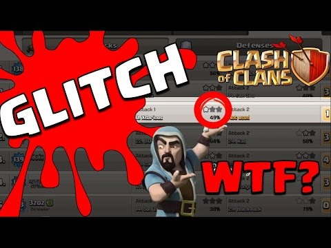 Clash of Clans - WTF has happened to clan wars!? (Glitch)