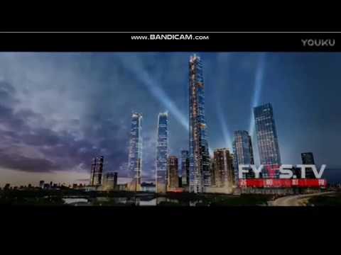 Fanhai Centre (Wuhan CBD Tower) Video
