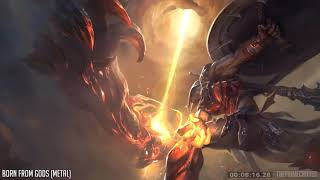 FRACTURE - Epic Hybrid Orchestral Action Music Mix  Dos Brains