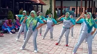 vuclip Senam PERWOSI Betro Kemlagi Mr Juara 1 Tk.  Kabupaten  Mojokerto