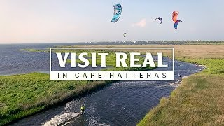 Visit Real in Cape Hatteras
