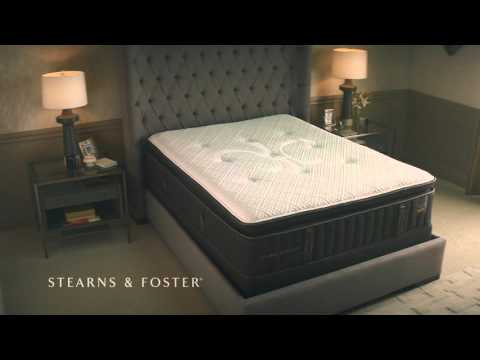 Stearns & Foster® Stitching :30