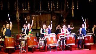 BALI ART FESTIVAL 2018 WADAIKO DRUM JEPANG PKB 2018