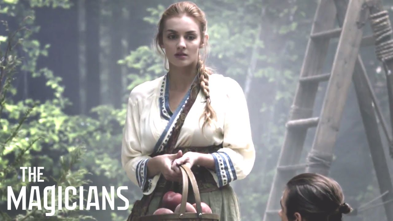 THE MAGICIANS | Season 3, Episode 5: Timing Is Everything | SYFY ...