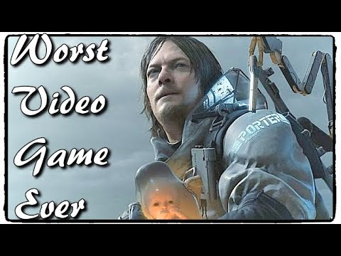 Death Stranding Is the Worst Video Game Ever  