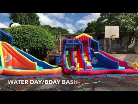 CFJ 2017 WATER DAY/BDAY BASH