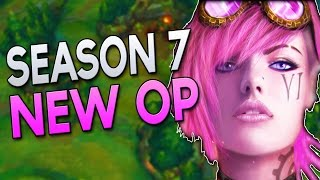 NEW OP? How to Play Vi Jungle in Season 7 - League of Legends