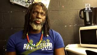 Tiken Jah Fakoly Interview et acoustique pour Reggae.fr