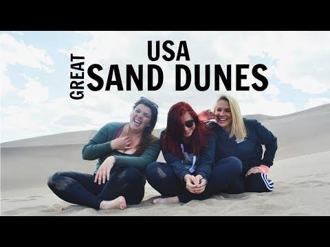 SAND DUNES | COLORADO - USA