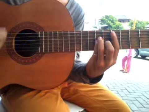 cinta dipantai bali (cover guitar)