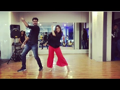 Bollywood Dance/ Couple Dance on Govinda's songs fusion