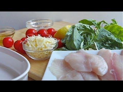 Bruschetta Tilapia Recipe- Healthy, Fresh, & Easy