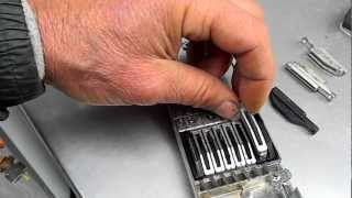 Eureka coin op commercial laundry Service 707 443-8347 coin slide upgrades