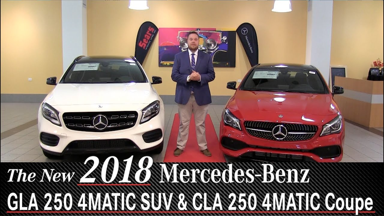 2018 mercedes benz cla 250 4matic. wonderful cla review new 2018 mercedesbenz gla250 vs cla250 comparison  minneapolis  minnetonka bloomington mn to mercedes benz cla 250 4matic