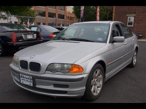 1999 bmw 3 series 323i sedan youtube. Black Bedroom Furniture Sets. Home Design Ideas