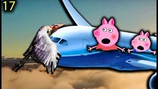 Мультики Свинка Пеппа на русском peppa 17 СЛЕПАЯ ПТИЦА Мультфильмы для детей свинка пеппа новые