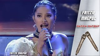 "Fritzie Magpoc deserves to be in the finals after her ""Proud Mary"" performance 