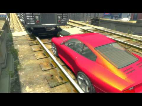 GTA 4 Трюки и приколы !.wmv (HD) смотреть онлайн