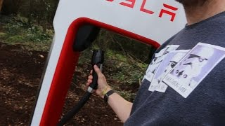 Tesla Superchargers vs The Others