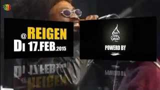 MYKAL ROSE – THE VOICE OF BLACK UHURU - ETANA & BAND – REIGEN – VIENNA